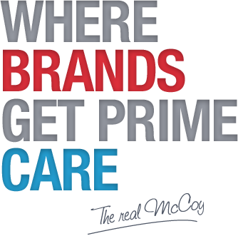 Where brands get prime care